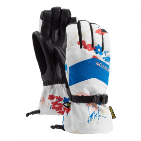 Go to the product Gloves Burton Wms Prospect white landscape floral 2020/2021