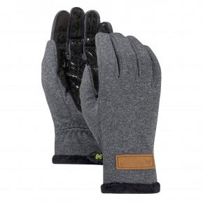 Go to the product Gloves Burton Wms Sapphire true black heather 2019/2020