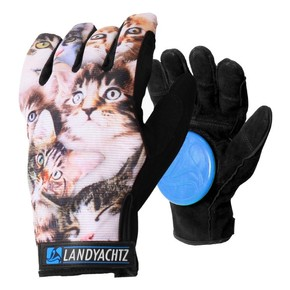 Go to the product Gloves Landyachtz Cat Pattern Slide 2017