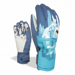 Go to the product Gloves Level Bliss Coral light blue 2017/2018