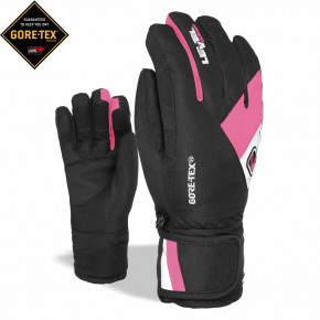 Go to the product Gloves Level Force Jr Gore-Tex fucsia 2018/2019
