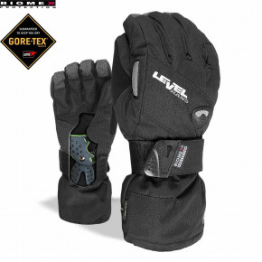 Go to the product Gloves Level Half Pipe Gore-Tex black 2019/2020