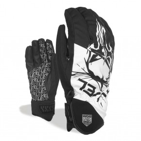 Go to the product Gloves Level Suburban black/white 2018/2019
