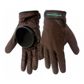 Go to the product Gloves Miller Freeride Advantage brown leather 2018