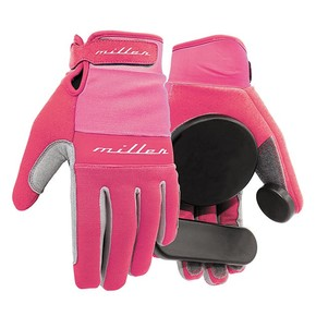 Go to the product Gloves Miller Freeride pink 2018
