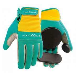Go to the product Gloves Miller Freeride turquoise 2017