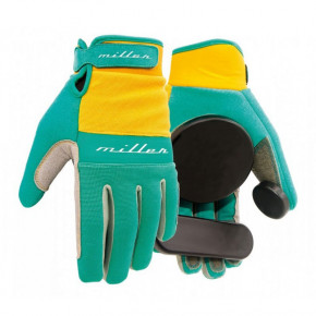 Go to the product Gloves Miller Freeride turquoise 2018