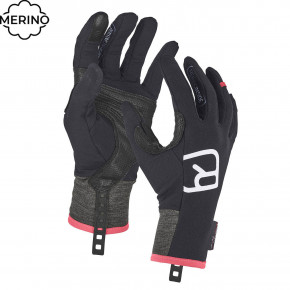 Go to the product Gloves Ortovox Wms Tour Light black raven 2020/2021