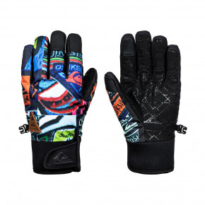 Prejsť na produkt Rukavice Quiksilver Method Youth quiky print gloves 2017/2018