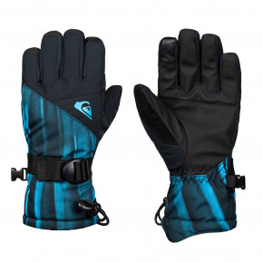 Go to the product Gloves Quiksilver Mission Youth daphne blue/stellar 2018/2019