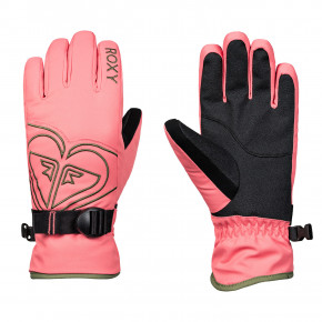 Go to the product Gloves Roxy Poppy Girl shell pink 2018/2019