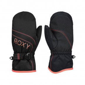 Go to the product Gloves Roxy Roxy Jetty Solid Girl Mitt true black 2019/2020