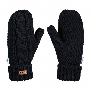 Go to the product Casual gloves and mittens Roxy Winter Mittens true black 2018/2019