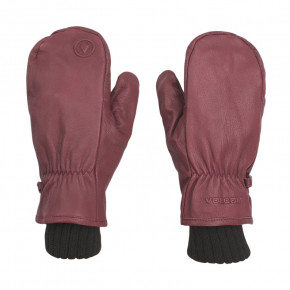 Go to the product Gloves Volcom Emmet Rope Tow Mitt burnt red 2018/2019