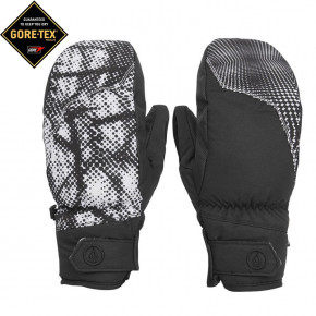 Go to the product Gloves Volcom Stay Dry Gore Mitt black/white 2018/2019