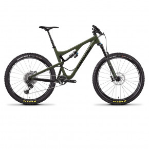 "Go to the product Santa Cruz Bronson 2.1 Cc Xo1 12G 27"" gloss olive/black 2018"
