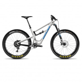 "Prejsť na produkt Santa Cruz Hightower 1 Cc Xo1 12G 27+"" gloss cannery grey/blue 2018"