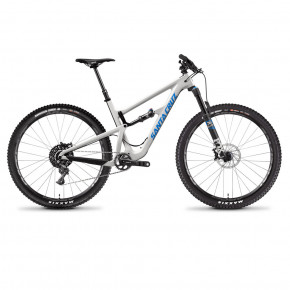 "Přejít na produkt Santa Cruz Hightower 1 Cc Xo1 12G 29"" gloss cannery grey/blue 2018"
