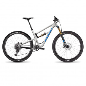 "Prejsť na produkt Santa Cruz Hightower 1 Cc Xx1 12G 29"" gloss cannery grey/blue 2018"