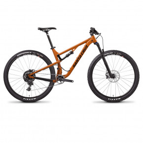 "Go to the product Santa Cruz Tallboy 3 Al D-Kit 11G 29"" gloss rust/black 2018"
