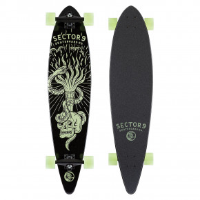 "Go to the product Longboard Sector 9 Basilisk 40"" 2019"