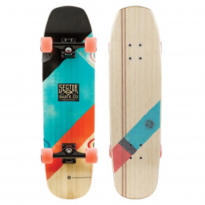 "Go to the product Longboard Sector 9 Geo Kendo 31"" 2018"