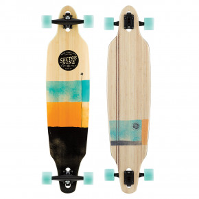 "Go to the product Longboard Sector 9 Geo Lookout 41"" 2018"