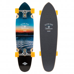 "Go to the product Longboard Sector 9 Sunset Getaway 34"" 2018"