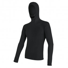 Go to the product Sensor Merino Double Face Hood černá 2020/2021