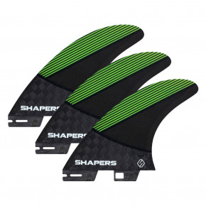 Go to the product Shapers Carvn Tri S2 black/lime