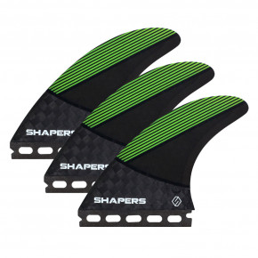 Přejít na produkt Shapers Carvn Tri Single black/lime