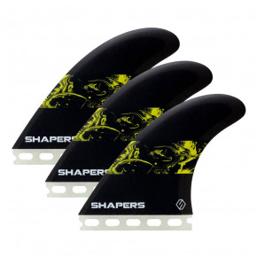 Prejsť na produkt Shapers Core Lite Tri Single black/yellow