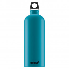 Go to the product Thermos and bottles Sigg Traveller teal 1l