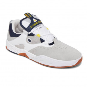 Go to the product Sneakers DC Kalis white/grey/yellow 2020