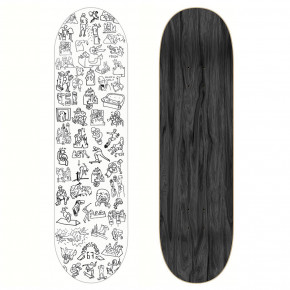 Go to the product Skate decks Ambassadors High Javor Followers 7.75 2019