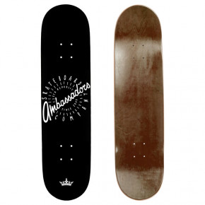 Go to the product Skate decks Ambassadors High Spin Black 8.125 2018