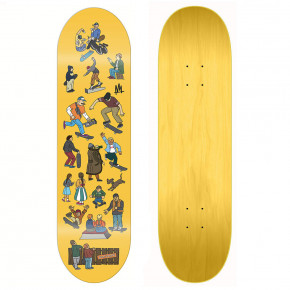 Go to the product Skate decks Ambassadors Medium Skatepark 8.25 2019