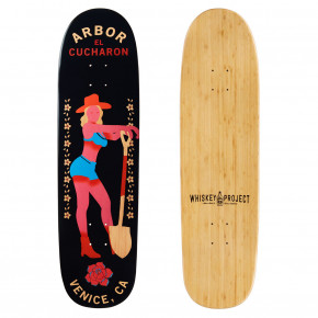 Go to the product Skate decks Arbor Cucharon 8.75 LC 2018
