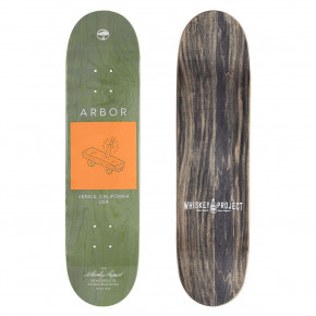 Go to the product Skate decks Arbor Whiskey 7.75 Team 2018