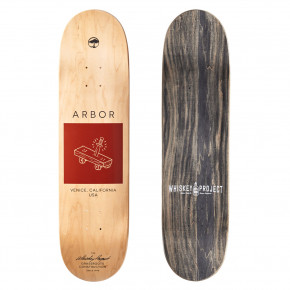 Go to the product Skate decks Arbor Whiskey 8.25 Team 2018