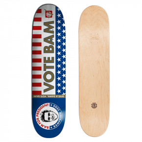 Go to the product Skate decks Element Bam for pres 8.25 2018