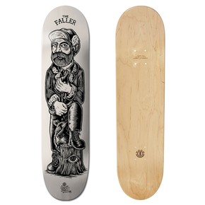 Go to the product Skate decks Element Family Faller 8.25 2017