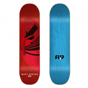 Go to the product Skate decks Flip Boarding Pass berger 8.0 2020