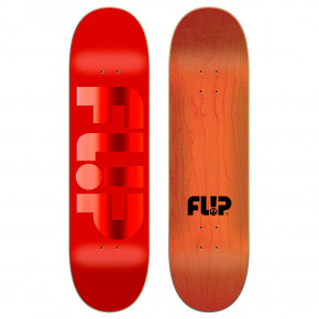 Go to the product Skate decks Flip Odyssey Forged red 8.5 2018
