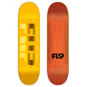 Go to the product Skate decks Flip Odyssey Forged yellow 8.13 2018