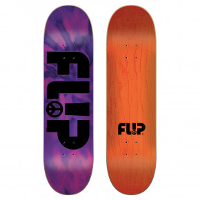 Go to the product Skate decks Flip Odyssey Peace purple 8.13 2018