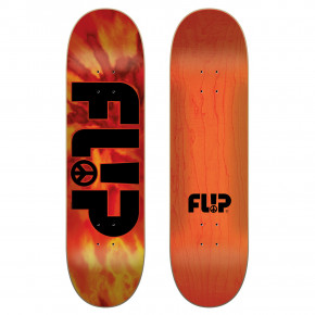 Go to the product Skate decks Flip Odyssey Peace red 8.0 2018