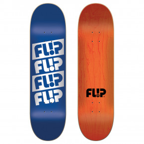Go to the product Skate decks Flip Quattro Odyssey blue 8.0 2018