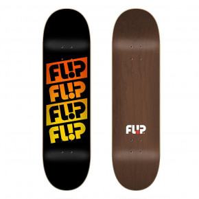 Go to the product Skate decks Flip Team Quattro blacker 8.25 2020