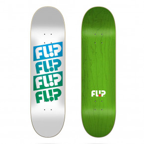 Go to the product Skate decks Flip Team Quattro white 7.5 2020